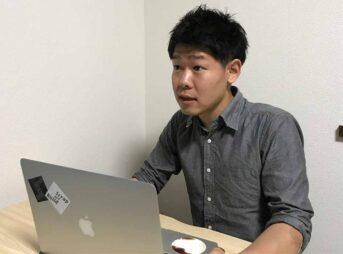 【代表インタビュー】英語コーチングONE WAY「若者に手軽に英語コーチングを受けてもらいたい」