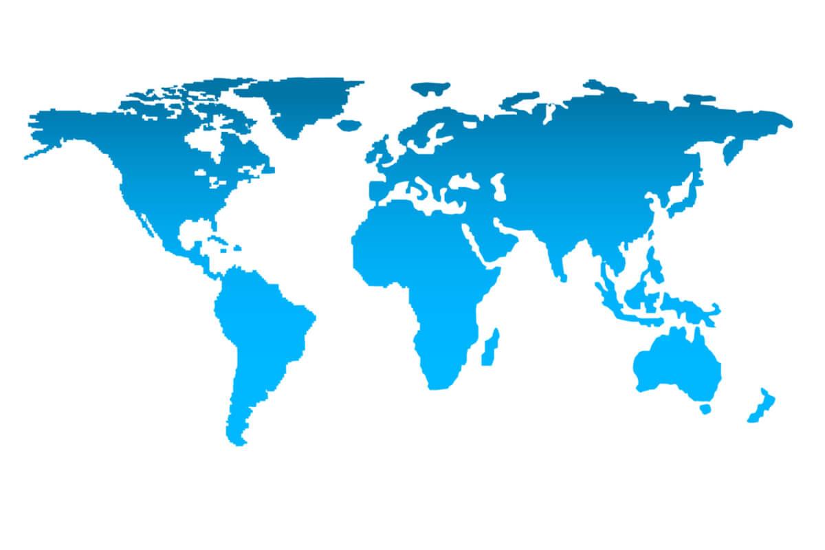 国別のTOEIC平均スコア